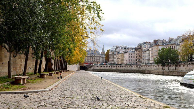 The Latin Quarter of Paris